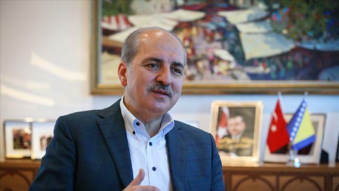 Başbakan Yardımcısı Kurtulmuş Saraybosna'da