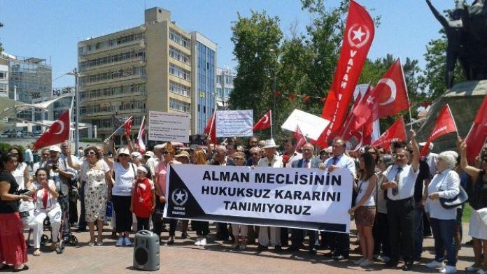 Antalya'dan, Almanya'ya 'Soykırım' Tepkisi