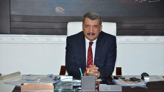 Başkan Gürkan'ın Ramazan Ayı Mesajı