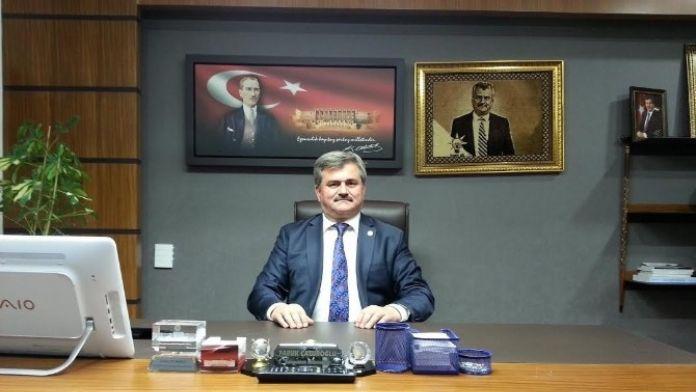 AK Parti Zonguldak Milletvekili Faruk Çaturoğlu'ndan Ramazan Ayı Mesajı