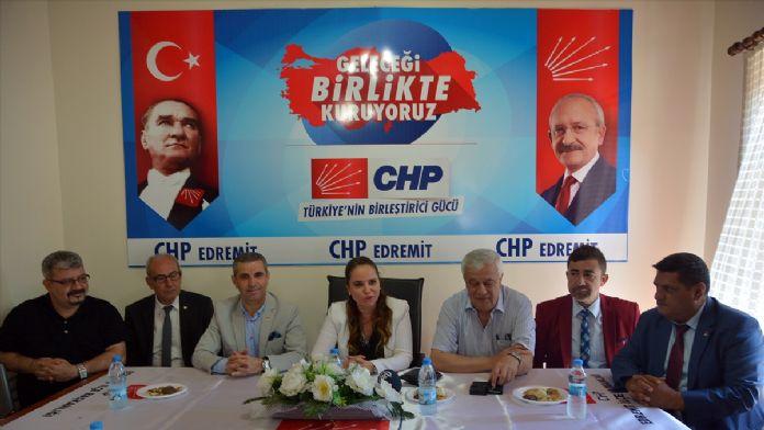 CHP Genel Başkan Yardımcısı Cankurtaran: