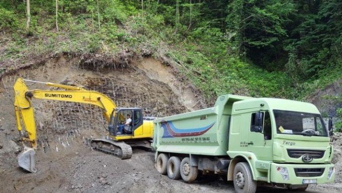 Akçakoca'da Üst Yapı Çalışmaları Kontrol Edildi