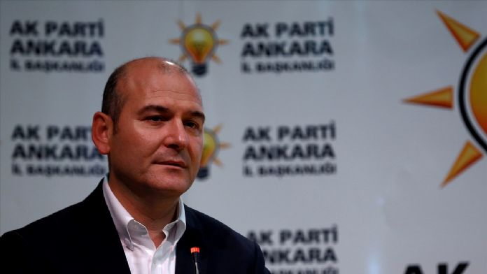 AK Parti Ankara İl Danışma Meclisi Toplantısı