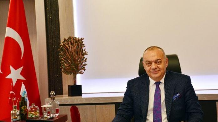 Başkan Ergün: 'Ramazan Ayı Bolluk, Bereket Ve Huzur Getirsin'