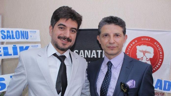 Türk Milli Takımının Eski Kuaförü Elazığ'da