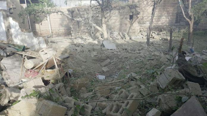 Çocukların oynadığı bahçeye bombalı tuzak kurmuşlar