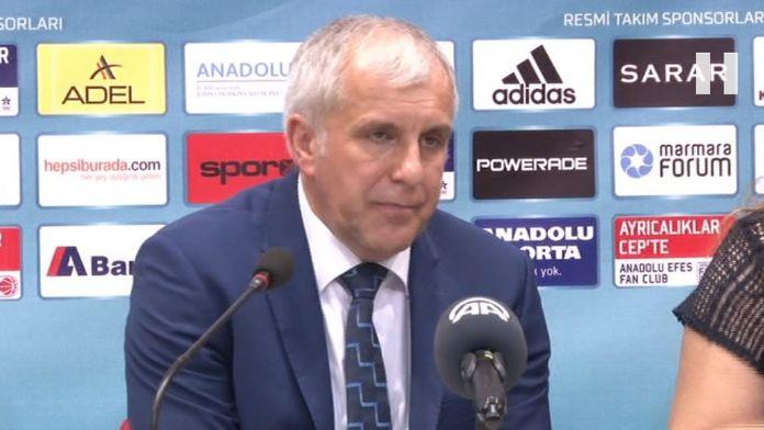 Obradovic: Hücumda kötü kararlar aldık