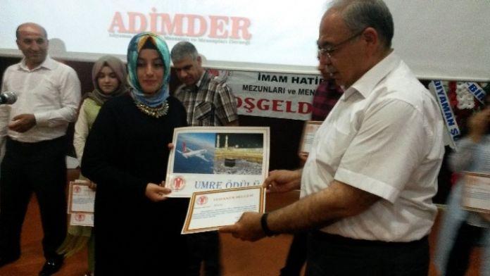 Umre Ödüllü Meal Yarışması Ödülleri Sahiplerini Buldu