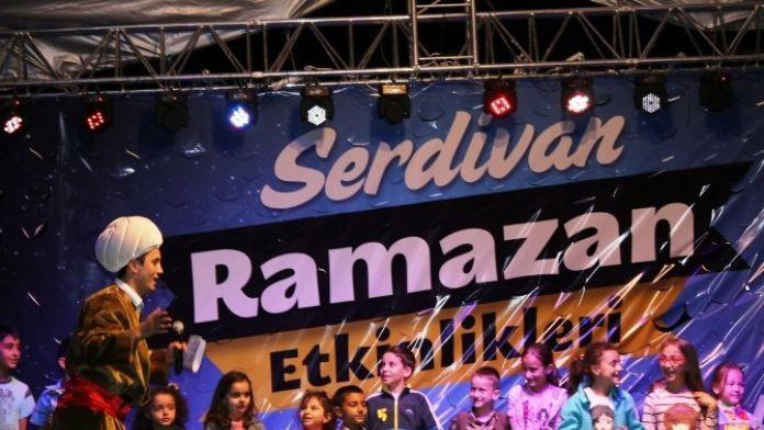 Ramazan Coşkusu Serdivan Parkta Yaşanacak