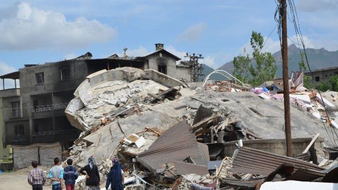 Yüksekova'daki Kısmi Zamanlı Sokağa Çıkma Yasağında Ramazan Düzenlemesi