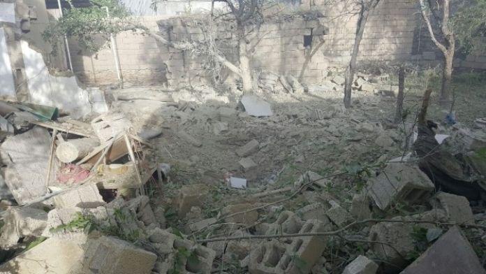PKK'nın Bahçeye Döşediği Patlayıcı İmha Edildi