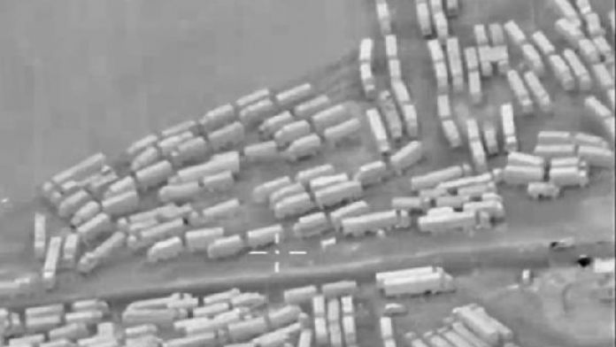 Moskova'dan Türkiye'ye suçlama: '200 terörist ile TIR'lar Türkiye'den Suriye'ye girdi'