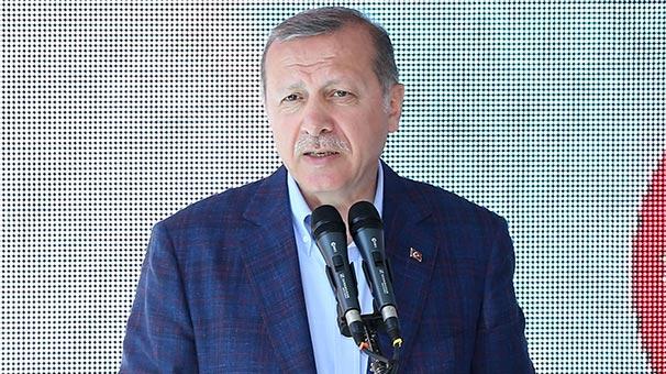 Cumhurbaşkanı Türk Asıllı Alman Vekilleri Yerden Yere Vurdu!..