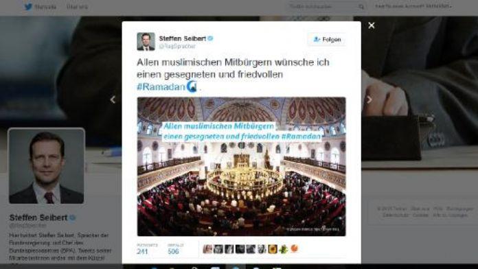 Alman Hükümetinin İyi Niyet Gösterisi