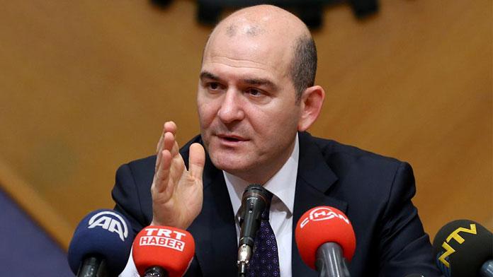 Çalışma ve Sosyal Güvenlik Bakanı Soylu, şu bilgileri verdi