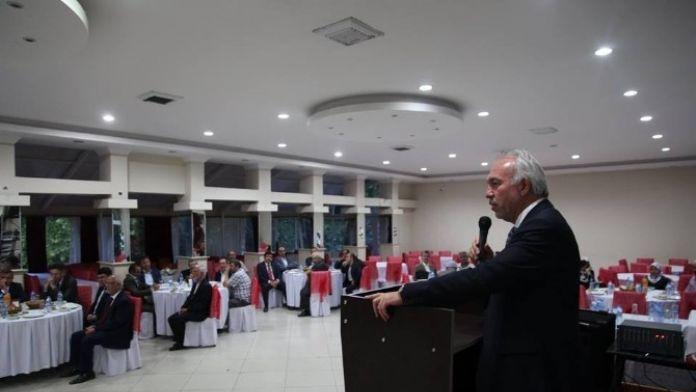 Evliya Çelebi Eğitim Merkezi'nin İstişare Toplantısı
