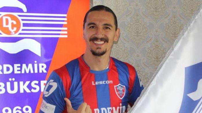 Kardemir Karabükspor kaleci Ahmet Şahin'i kadrosuna kattı