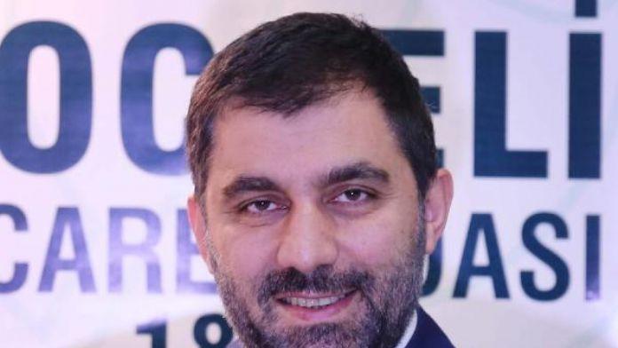 Kocaeli Ticaret Odası Başkanı Murat Özdağ, FETÖ/PDY soruşturması kapsamında teslim oldu