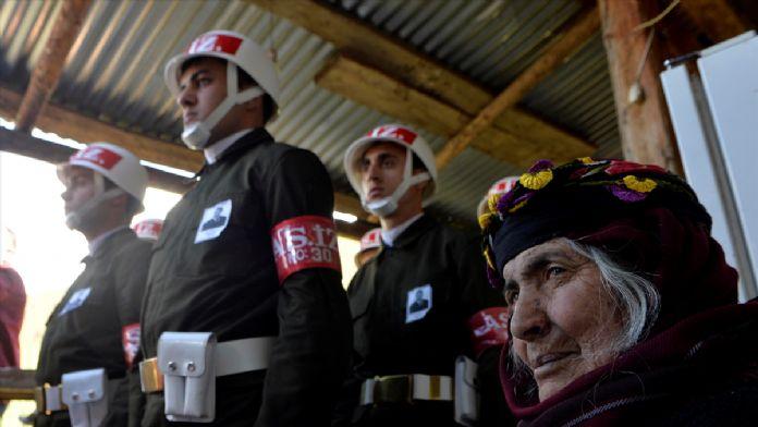 Gümüşhane'de askeri araca düzenlenen silahlı saldırı