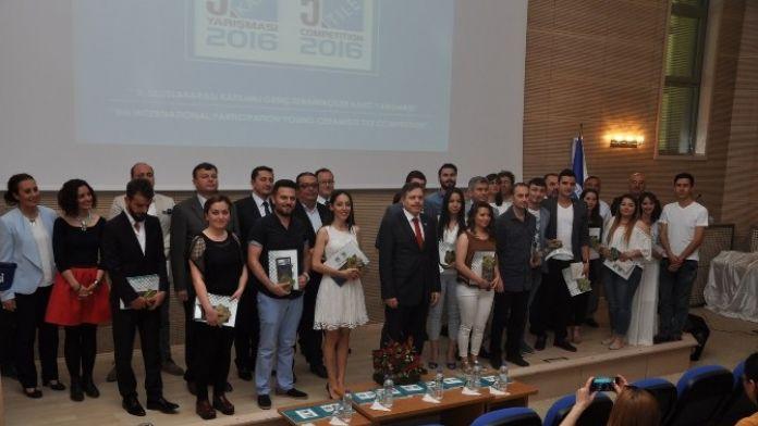 5. Uluslararası Katılımlı Genç Seramikçiler Karo Yarışması Ödülleri Verildi