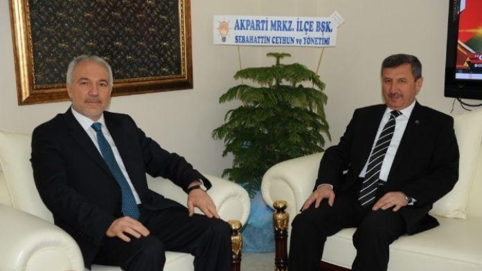 Başkan Kamil Saraçoğlu: Vali Şerif Yılmaz'la Uyum İçerisinde Çalıştık