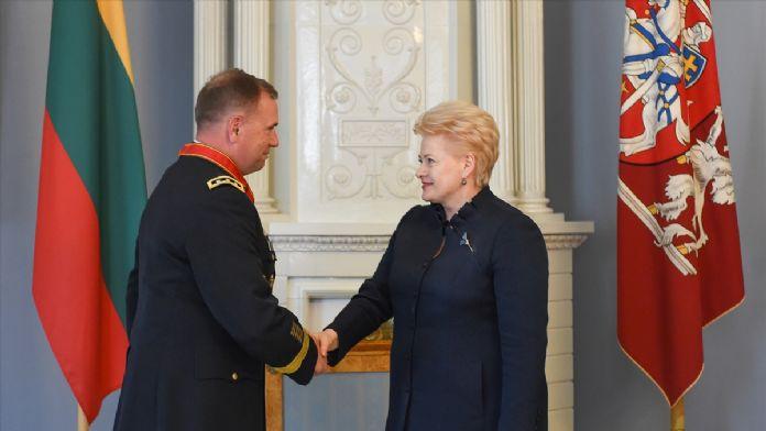 ABD'nin Avrupa'daki Kara Kuvvetleri Komutanı Korgeneral Ho
