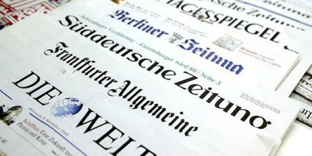 Alman Basınının Gözü Türkiye'nin Üzerinde