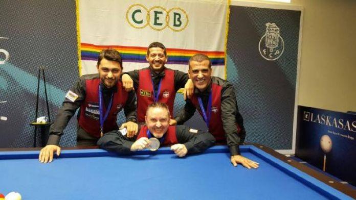 Tayfun Taşdemir: 'Futbolumuzdaki 3 büyüklerin bilardo takımı kurmalarını bekliyoruz'