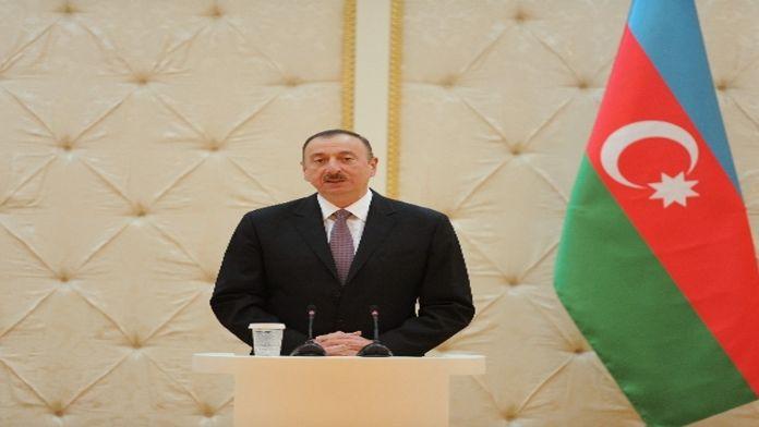 Azerbaycan'dan taziye mesajı