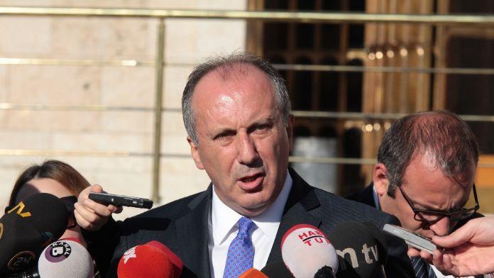 'Türkiye'nin başı belada'
