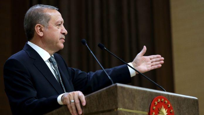 'Türkiye, bugüne kadar hiçbir şehidinin kanını...'