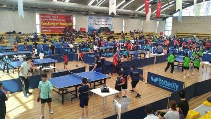 Türkiye Küçükler Masa Tenisi Şampiyonası