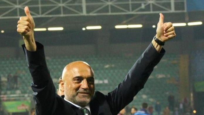 Çaykur Rizespor teknik dirkertörü Hikmet Karaman: 5 oyuncu alacağız