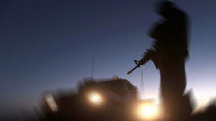 İzmir'de askere hain tuzak