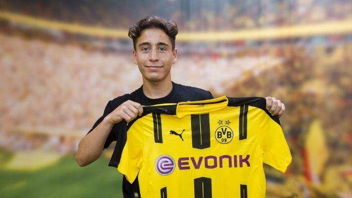 Emre Mor Dortmund'la imzaladı