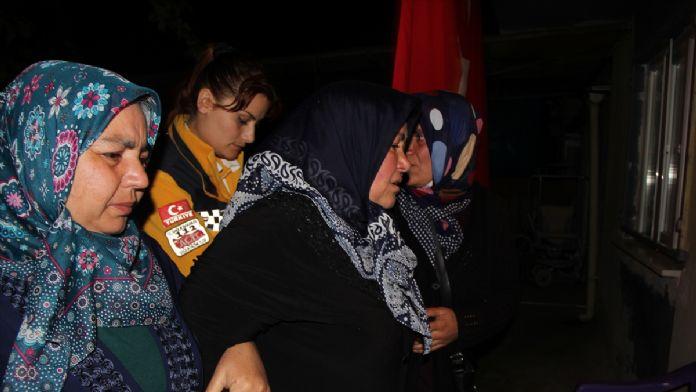 Şehit polis memuru Özlem'in cenazesi memleketine getirildi