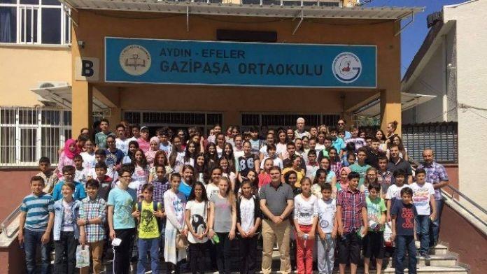 Gazipaşa Ortaokulu Matematik Olimpiyatı Tamamlandı
