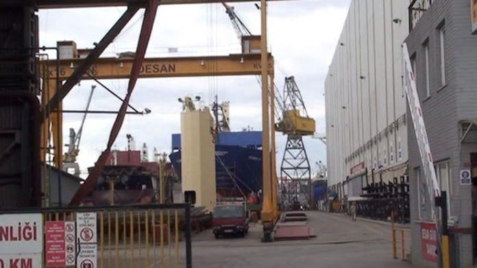 İstanbul'da Rus gemisinde 2 ceset