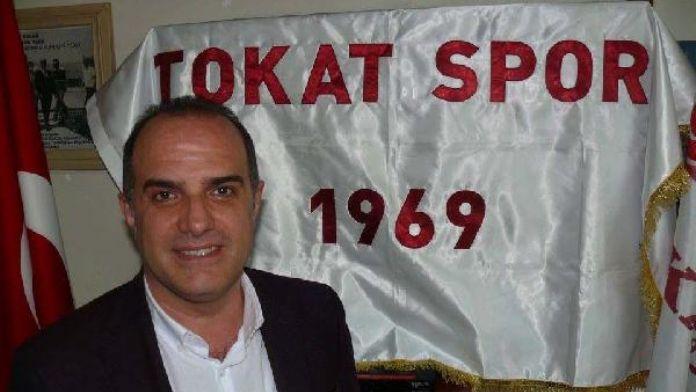 Tokatspor'da Sadi İşeri, yeniden başkan seçildi