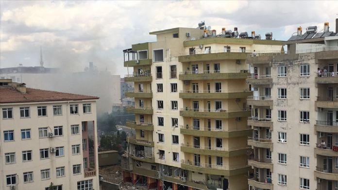 Midyat'ta bombalı araçla terör saldırısı