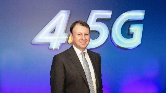 Turkcell Ve Huawei İşbirliği