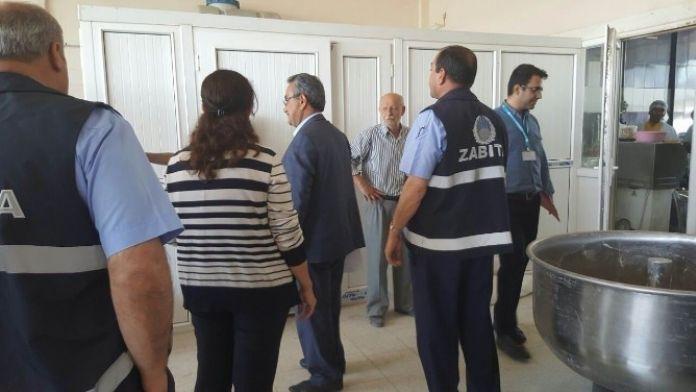 Cihanbeyli'de Zabıtadan Ramazan Denetimi