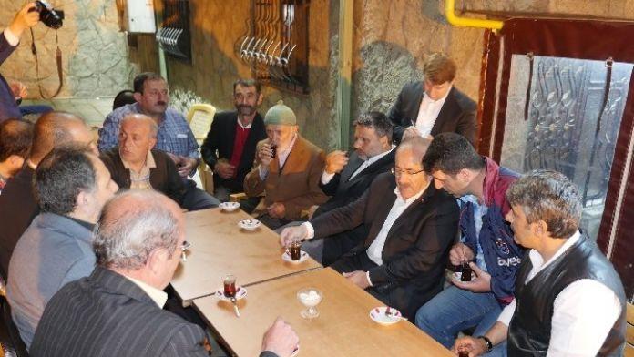 Başkan Gümrükçüoğlu, Ramazan Akşamları Hemşehrileriyle Buluşuyor