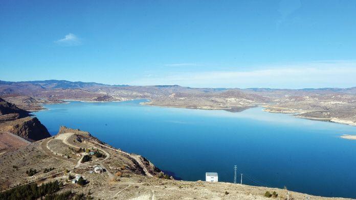 Ankara'da barajların doluluk oranı yüzde 44'e çıktı