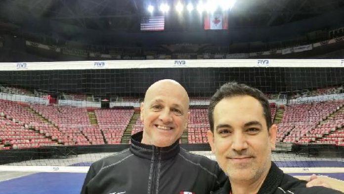 Arkasspor antrenörü Glenn Hoag'un olimpiyat gururu
