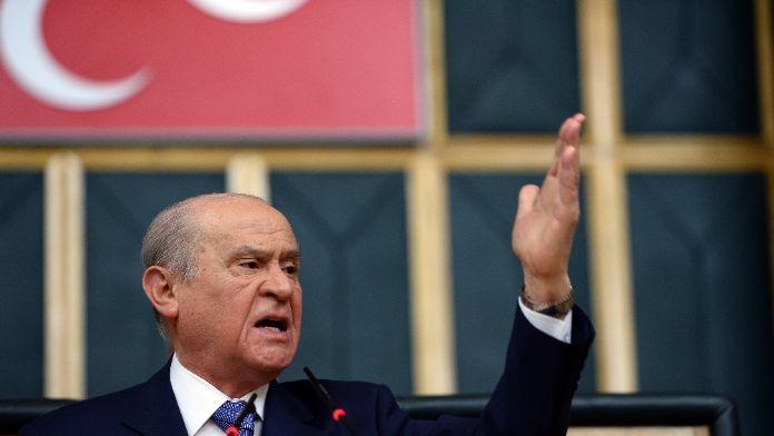 Bahçeli'nın Eleştiri Okları Hükümeti Gösterdi