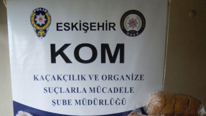 Eskişehir'de Dev Kaçakçılık Operasyonu Yapıldı