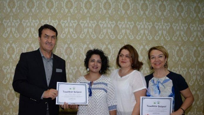 Bursa'da Anne Babalara Çocuk Gelişimi Eğitimi Verildi