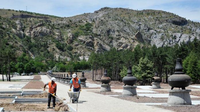 Çubuk Barajı'na Çevre Düzenlemesi