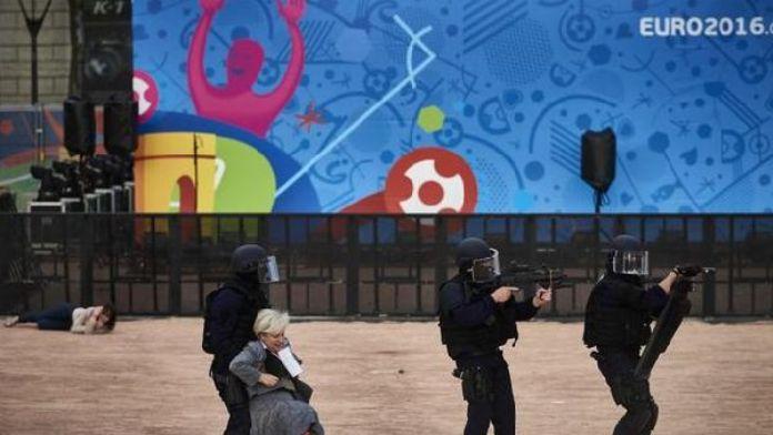 Kosova basınında EURO 2016 tatbikatı